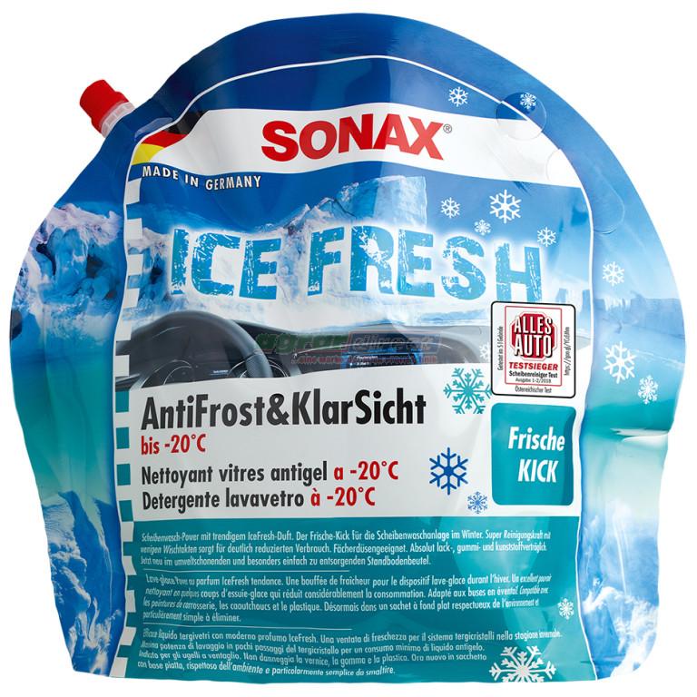 SONAX AntiFrost & KlarSicht ICEFRESH, 3 Liter